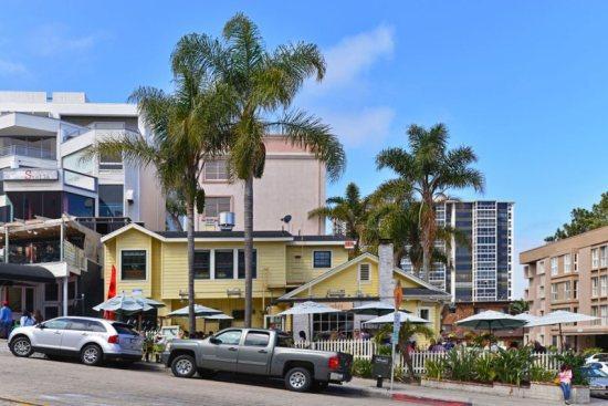 Condo in Heart of the Village - with OCEAN VIEWS - Image 1 - La Jolla - rentals