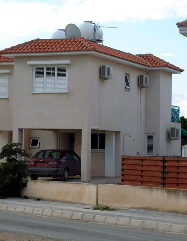 The House - A holiday house, just 3minutes walk to the beach at Larnaca Bay - Oroklini - rentals