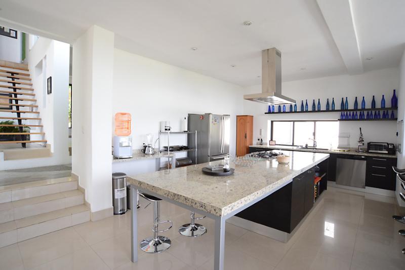 Cocina - Kokopelli : Casa de Lujo para renta en Cuernavaca - Cuernavaca - rentals