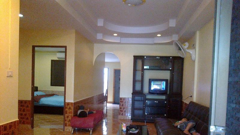 Living Room - Uwe und Wantana's House in Pattaya-Jomtien - Sattahip - rentals
