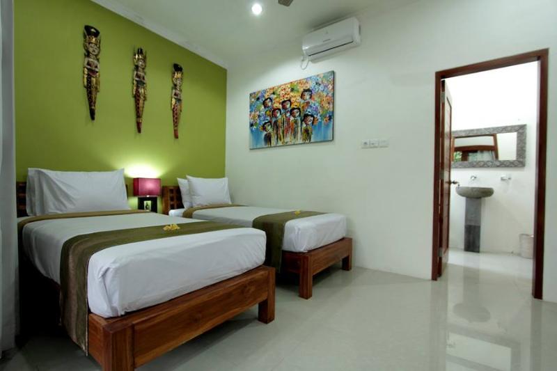 Maha Residence Guest House in Balangan Bali - Image 1 - Jimbaran - rentals