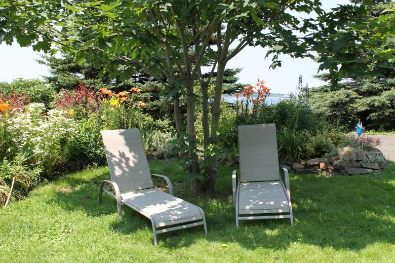 Brier View Cottage, steps from the Ocean - Image 1 - Freeport - rentals