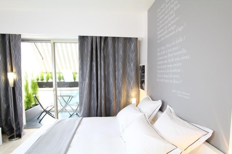 Design flat, Beach, and Promenade des Anglais - Image 1 - Nice - rentals
