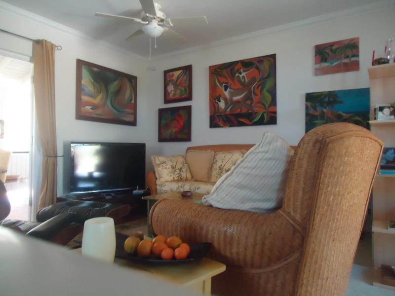Living - Tropical Pool Villa West-Coast in Barbados - Speightstown - rentals