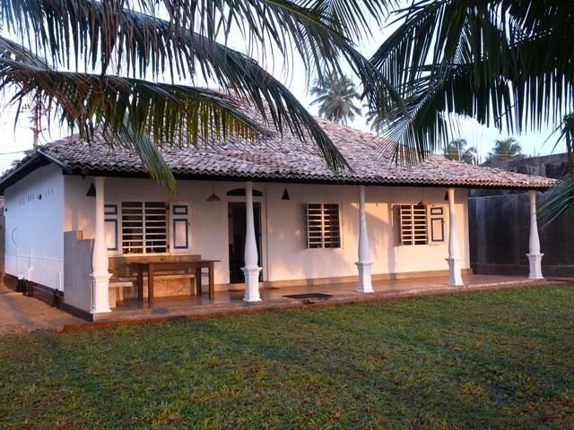 Maison - Lankamiya, the beach house near the ocean - Ambalangoda - rentals