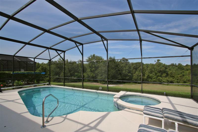 South Facing Pool - South Facing, Conservation view pool home - Kissimmee - rentals