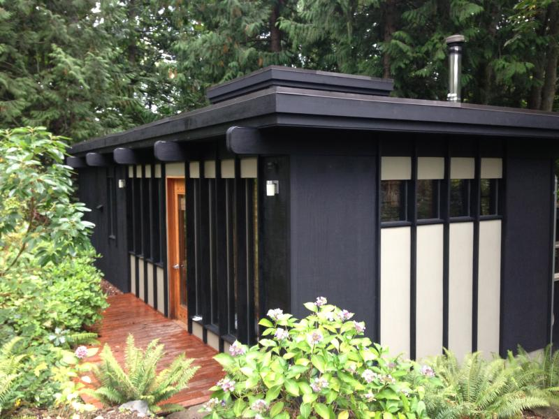 The Studio - Chuckanut Seaside Forest Studio - Bellingham - rentals