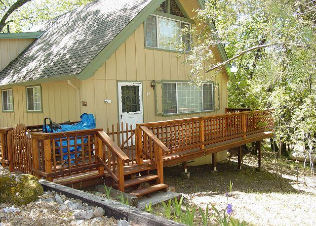 Exterior View 1 - One Bedroom; 2 Bath with Sleeping  Loft - Sleeps 6 - Private, seclulded, WiFI - Sonora - rentals