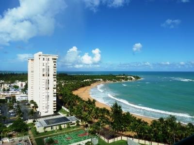 Marvelous Ocean View Apartment - Playa Azul - Image 1 - Luquillo - rentals