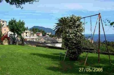 Facing the Ligurian sea, a house in the mild Italy - Image 1 - Portofino - rentals