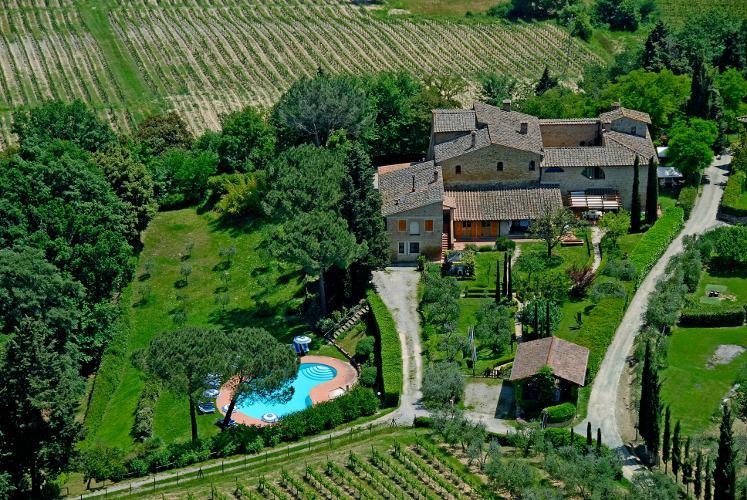 Agriturismo La Ripa - Padronale - Image 1 - San Gimignano - rentals