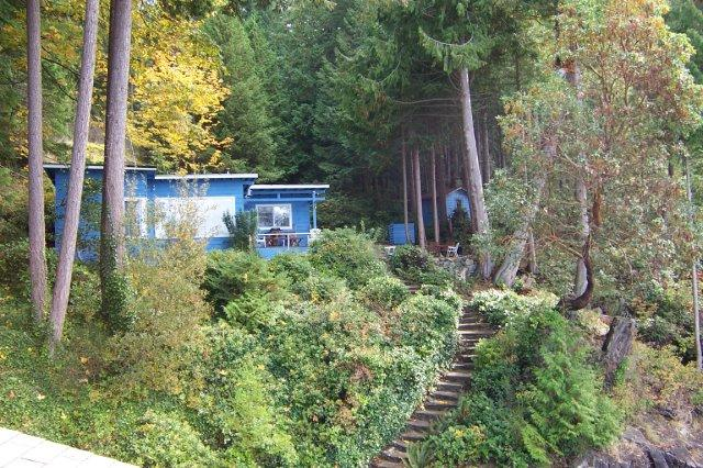 Sunset Cove Cottages - Falling Creek Cottage - Image 1 - Halfmoon Bay - rentals