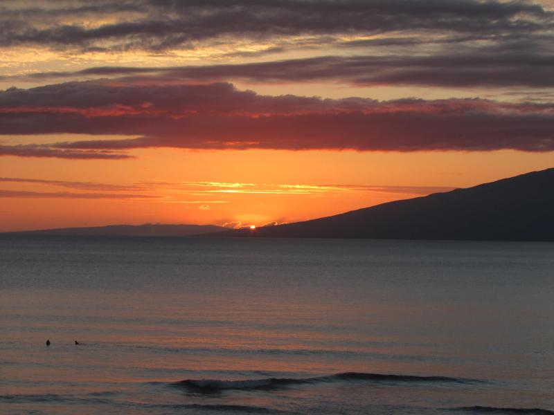 JUST ANOTHER MAUI SUNSET - ROYAL KAHANA 9th FLOOR OCEANVIEW CONDO - Lahaina - rentals