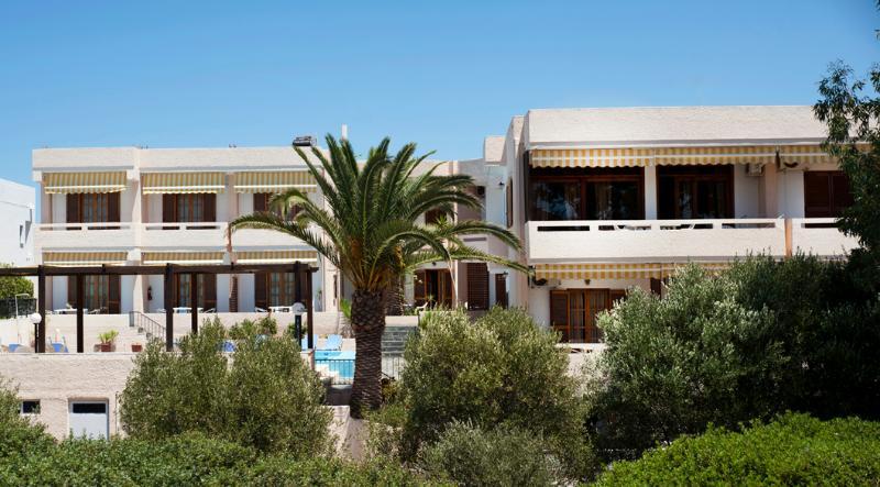 Villa Alexander Apartment w pool close to beach - Image 1 - Chania - rentals