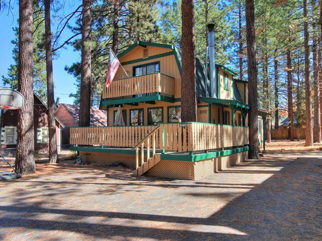 Casa de Oso - Image 1 - Big Bear Lake - rentals