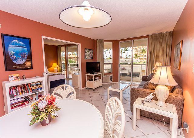 Third Floor Condo at The Maui Banyan - Image 1 - Kihei - rentals