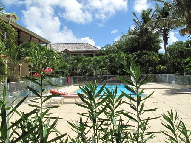 Lataniers, Orient Bay, St Martin - LATANIERS 12...affordable condo in the heart of Orient Village, St Martin - Orient Bay - rentals