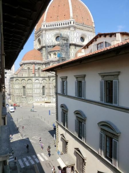 From the window - Apartment in the very heart of Florence - Florence - rentals