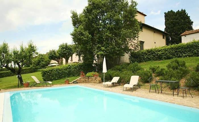 Villa Il Turco - Image 1 - San Casciano in Val di Pesa - rentals