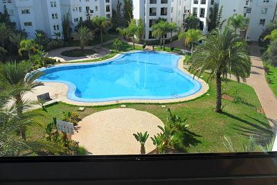 Lovely Apartment in Marina Agadir - Image 1 - Agadir - rentals