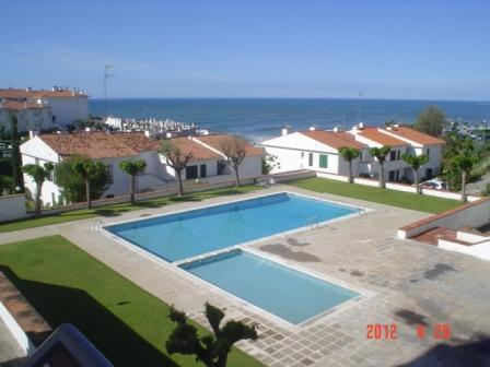 Pool and seavieuw - Studio-apartment with pool, at 2 minutes from beach - Sitges - rentals