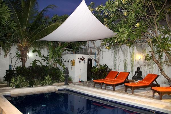 WVilla Seminyak - Large 3 bedroom luxury villa in superb location - Image 1 - Legian - rentals