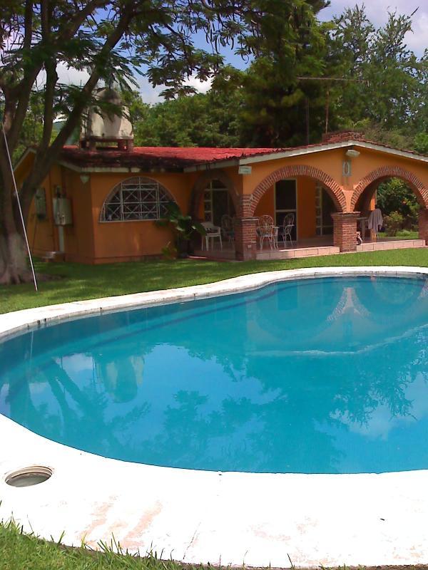 Alberca privada - Casa de Campo - Morelos - rentals