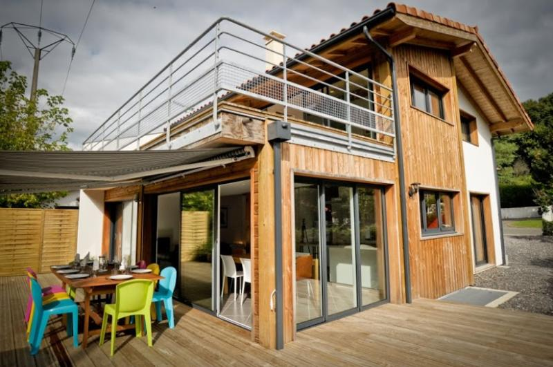 modern house, 25 min from Biarritz - Image 1 - Tarnos - rentals