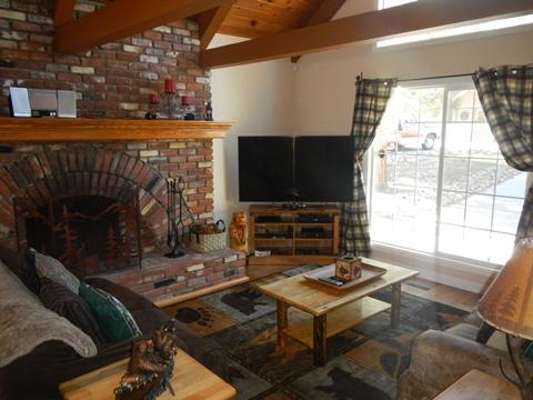 #094 Eureka Lodge - Image 1 - Big Bear Lake - rentals