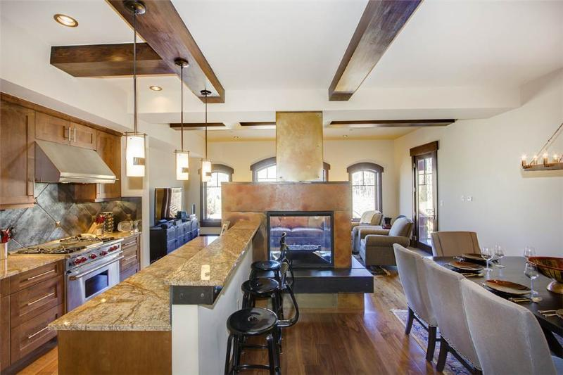 Amazing Open Kitchen and Dining Area - ELKSTONE 21 - Telluride - rentals