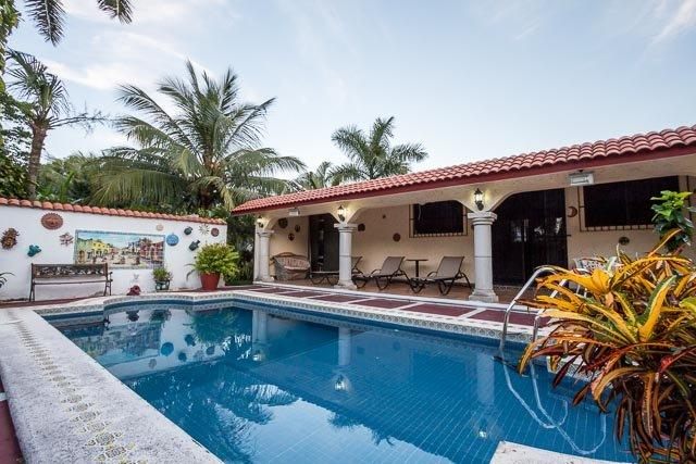 Island House - Private Walk-to-All Home, Pool, 4 Blocks to Ocean - Image 1 - Cozumel - rentals