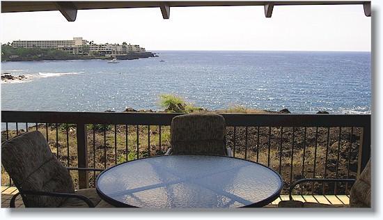 Kanaloa at Kona 3203 2 bedroom + loft oceanfront - Image 1 - Kailua-Kona - rentals