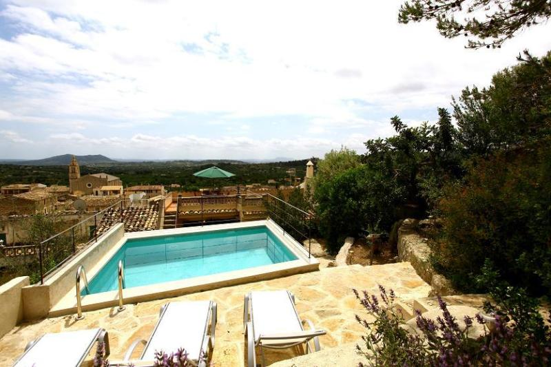 House with pool in the mountains (Caimari) - Image 1 - Caimari - rentals