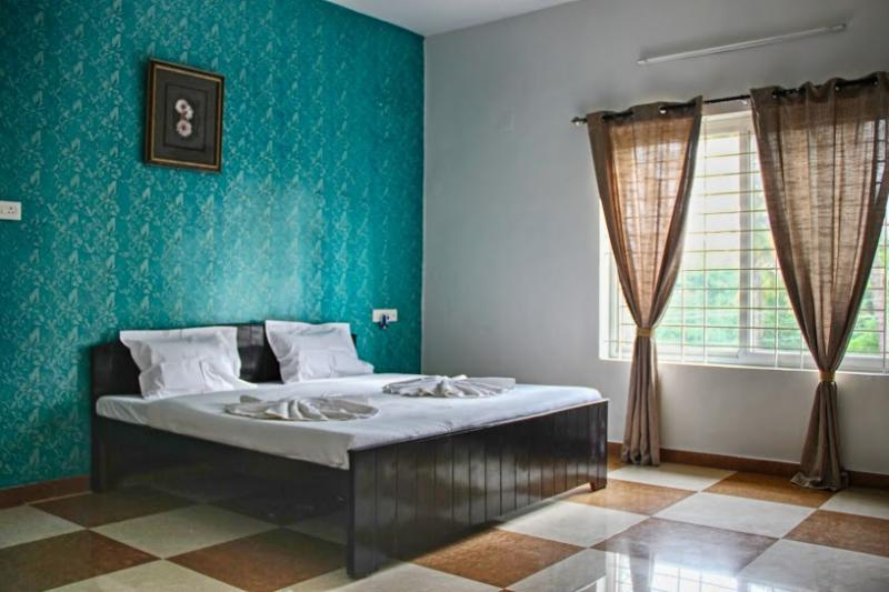 Luxury Room-View 1 - Corner Stay Serviced Apartment-Peelamedu-Luxury Room-Pvt - Coimbatore - rentals