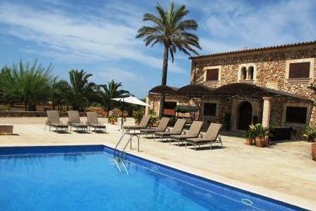 traditional mediterranean villa - Can Sanchez - Image 1 - Campos - rentals