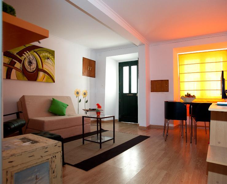 Living Room/Dining Room - Casa da Madragoa - Lisbon - rentals