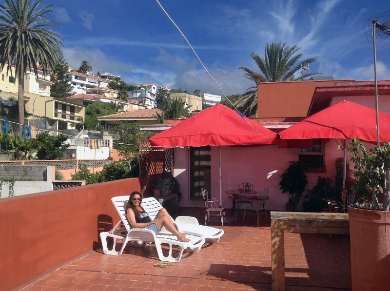 Terraza - The best views  of Santa Cruz  city - Santa Cruz de Tenerife - rentals