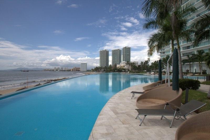 Infinity Pool - Luxury Villa - Ocean Front Condo in Puerto Vallarta - Puerto Vallarta - rentals