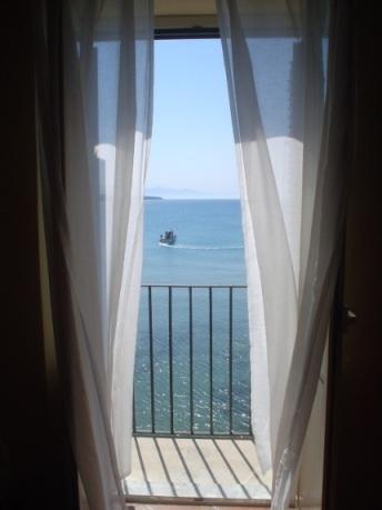 Vista soggiorno - Lavatoio - Cefalu - rentals