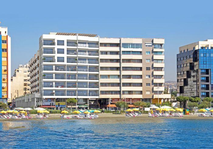 View From the Sea - New Beach Flat Downtown Limassol Cyprus - Limassol - rentals