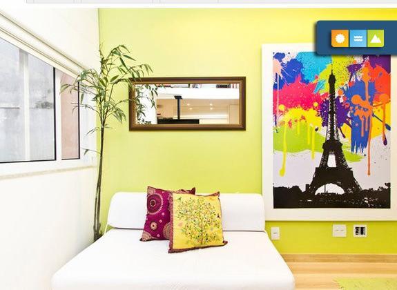 Design Loft in the heart of Rio de Janeiro/ WC2014 - Image 1 - Rio de Janeiro - rentals