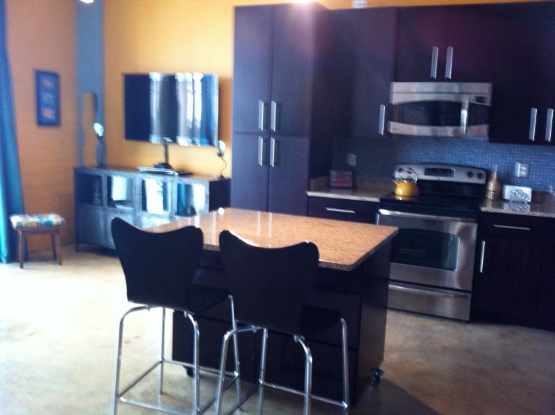 Kitchen - Downtown Loft, Sweet City LIving - San Antonio - rentals
