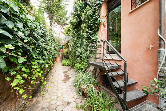 Adriano *** Cocoon Lovely (ROME) - Image 1 - Rome - rentals
