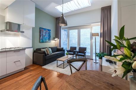 Amstel Delight Apartment 2 - Image 1 - Amsterdam - rentals