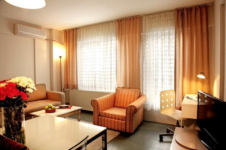 Living Area - 2 - Deluxe 3 - Istanbul - rentals
