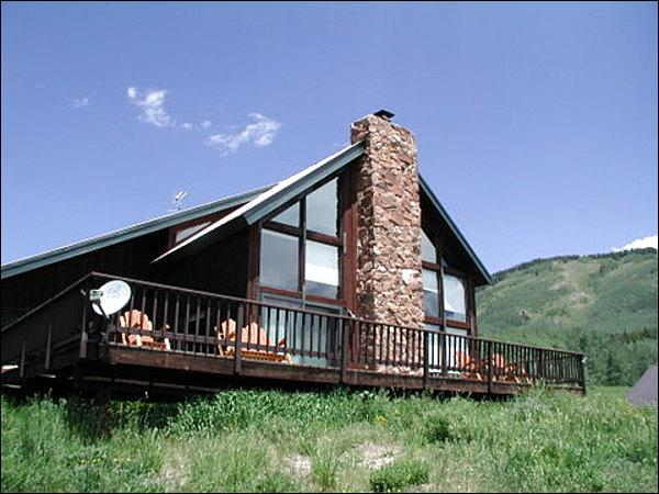 Great Home for Family Vacations - Spacious Mountain Retreat - Picture-Perfect Views (1392) - Crested Butte - rentals