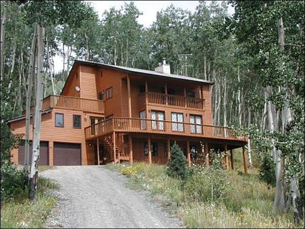 Quiet, Secluded Location Surrounded by Aspen Trees - Rustic, Pet-Friendly Home - Quality, Economical Accommodations (1394) - Crested Butte - rentals