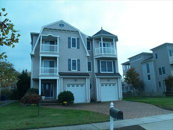 The Poverty Beach House 92902 - Image 1 - Cape May - rentals