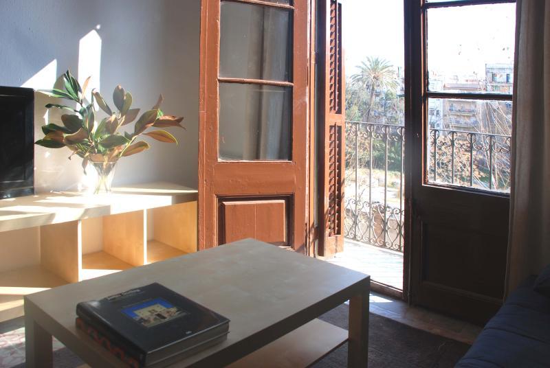 Comedor/Living Room - Consell de cent 1 - Barcelona - rentals