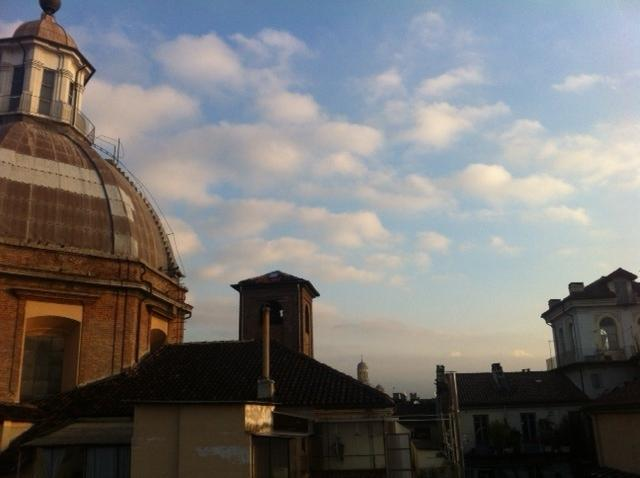 view from the windows - Wonderful attic-historic center - Turin - rentals
